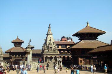 Conjunto de templos, Bhaktapur, Nepal