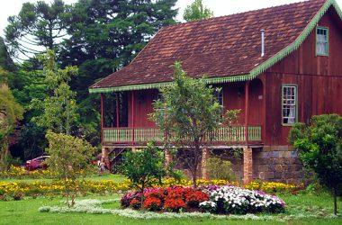 A Casa Italiana, em Gramado
