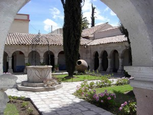 Mosteiro deLa Recoleta, Arequipa
