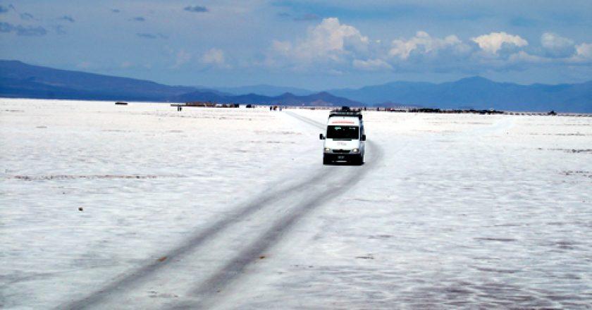 Salina Grande, Noroeste da Argentina