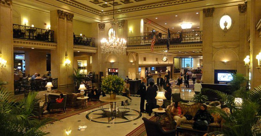 Hotel em New York - Foto: Wolfgang Jung - CCBY SA