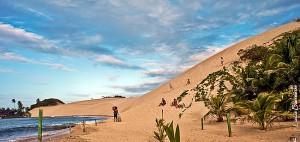 Natal, praia de Jenipabu