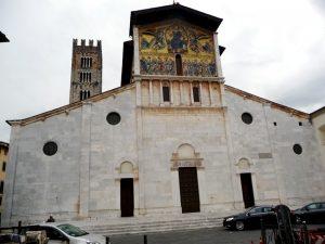 Duomo de Lucca, Itália