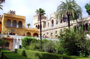 Espanha, Sevilha, o Alcazar