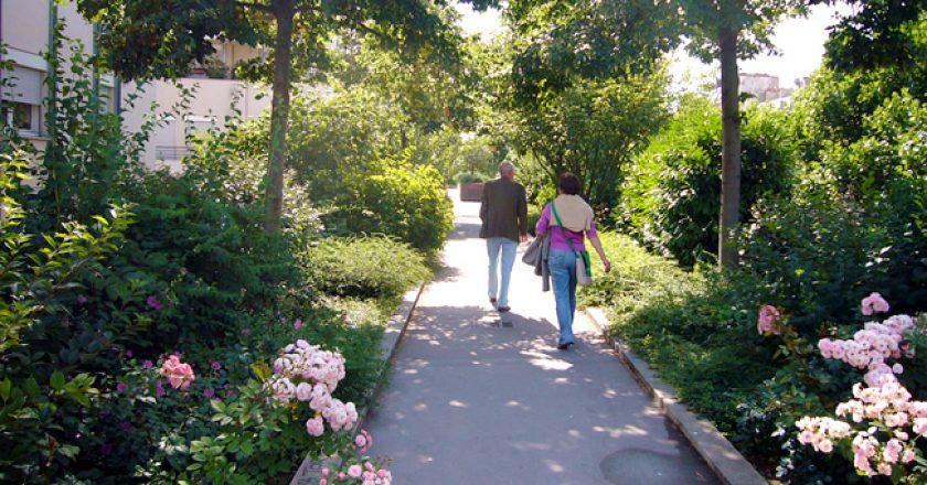 Promenade Plantée - Foto -Gordon Joly, CCBY
