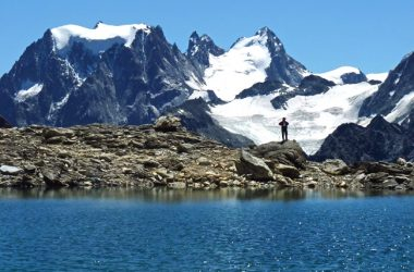 Suíça Lago di Fontanesses a 2900 m.)= foto, Giorgio Rodano CCBY